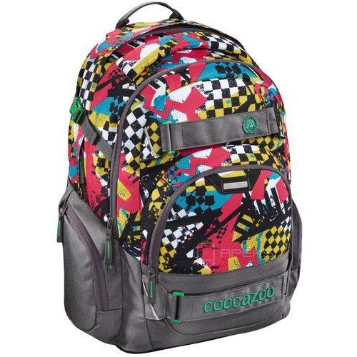 Coocazoo plecak CarryLarry II Darmowy odbiór w 20 miastach!, kolor wielokolorowy