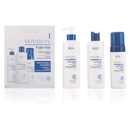 L'Oreal Professionnel Serioxyl Kit 1 For Natural Thinning Hair