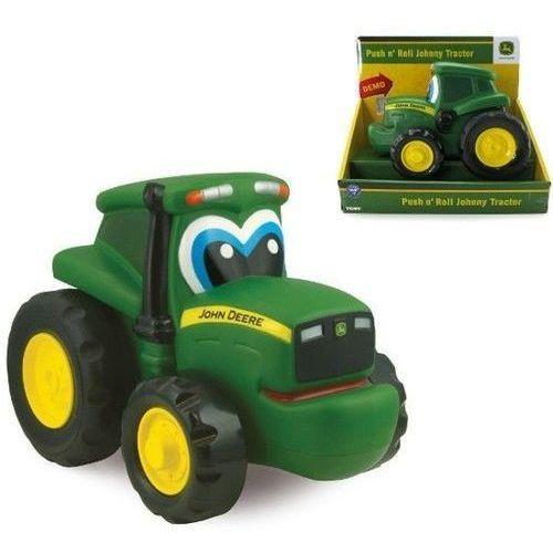 Traktor johnny - naciśnij i jedź marki Tomy