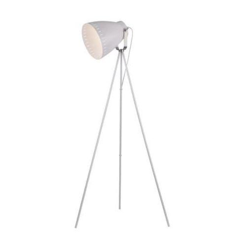 Leuchten direkt eva lampa stojąca biały, 1-punktowy - nowoczesny/przemysłowy/loft - obszar wewnętrzny - eva - czas dostawy: od 3-6 dni roboczych