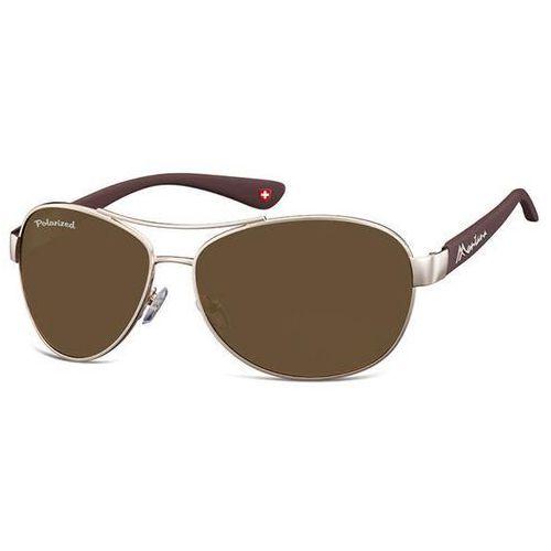 Okulary słoneczne mp101 rutherford polarized b marki Montana collection by sbg