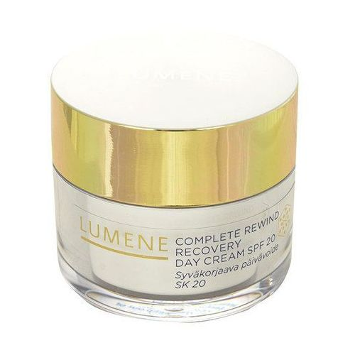 Lumene Complete Rewind Recovery Day Cream SPF20 50ml W Krem do twarzy