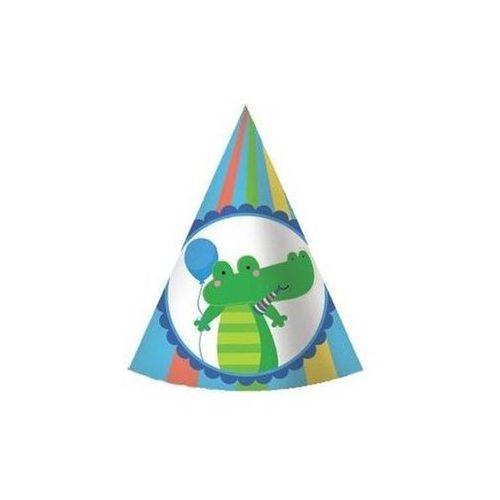 Czapeczki papierowe moi przyjaciele - 6 szt. marki Go