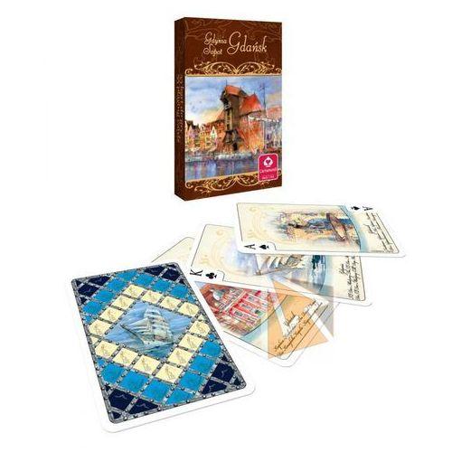 Karty Trójmiasto Akwarele 55 listków