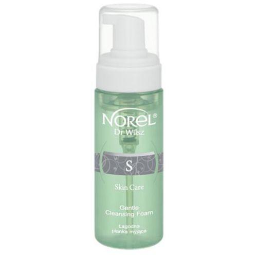 skin care gentle cleansing foam łagodna pianka myjąca (dz197) marki Norel (dr wilsz)
