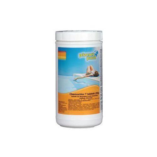 Tabletki do basenu 20 g / 1 kg chemochlor t marki Planet pool