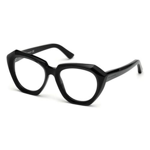 Okulary korekcyjne ba5080 001 marki Balenciaga