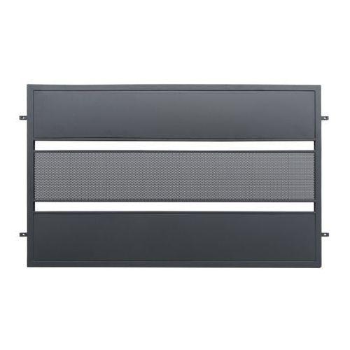 Przęsło Polbram Steel Group Tebe 200 x 118 cm ocynk antracyt