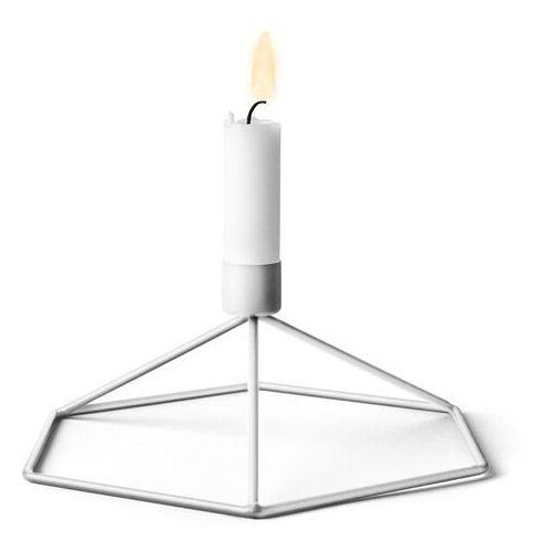 Świecznik stołowy pov white marki Menu