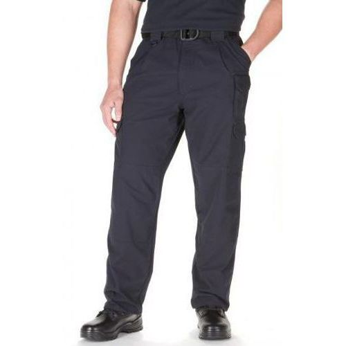 Spodnie taktyczne 5.11 Tactical Men's Cotton Pants Fire Navy (74251) - fire navy z kategorii Spodnie militarne
