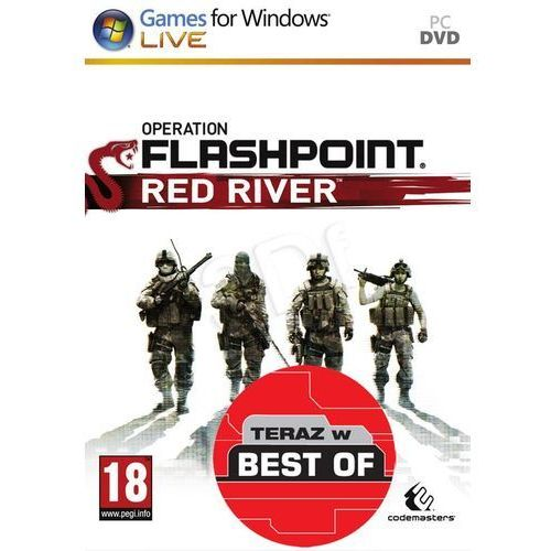 Operation Flashpoint Red River - gra PC