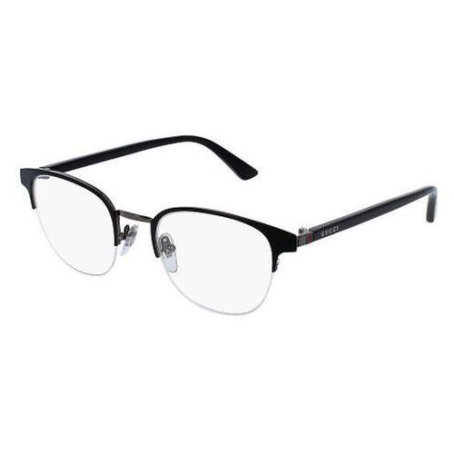 Gucci Okulary korekcyjne gg0020o 001