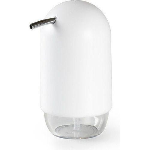 Dozownik do mydła touch biały marki Umbra