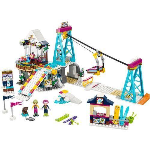 41324 WYCIĄG NARCIARSKI W ZIMOWYM KURORCIE (Snow Resort Ski Lift) KLOCKI LEGO FRIENDS. Najniższe ceny, najlepsze promocje w sklepach, opinie.