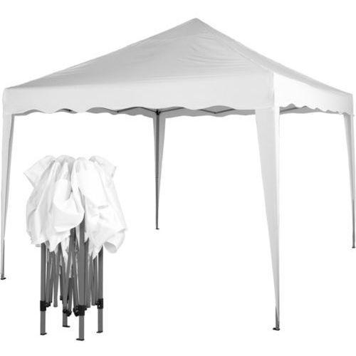 Makstor.pl Ekspresowy biały pawilon namiot handlowy 3x3m - biały
