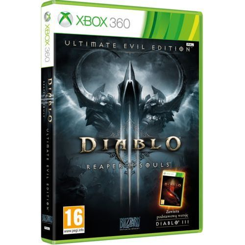 Diablo III Ultimate Evil, gra na X360