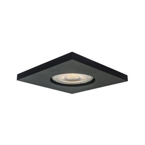 Light prestige Oprawa stropowa oczko lagos ip65 czarna gu10
