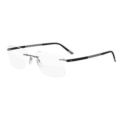 Okulary Korekcyjne Silhouette TITAN CONTOUR 5411 6063 - produkt z kategorii- Okulary korekcyjne