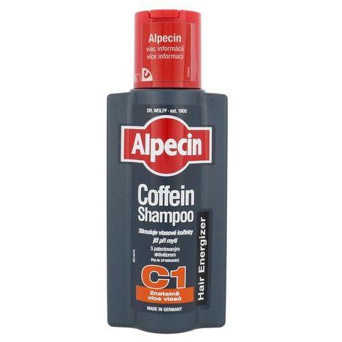 Alpecin Coffein Shampoo C1 szampon do włosów 250 ml dla mężczyzn (4008666211507)