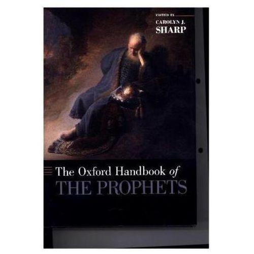 Oxford Handbook of the Prophets (9780199859559)