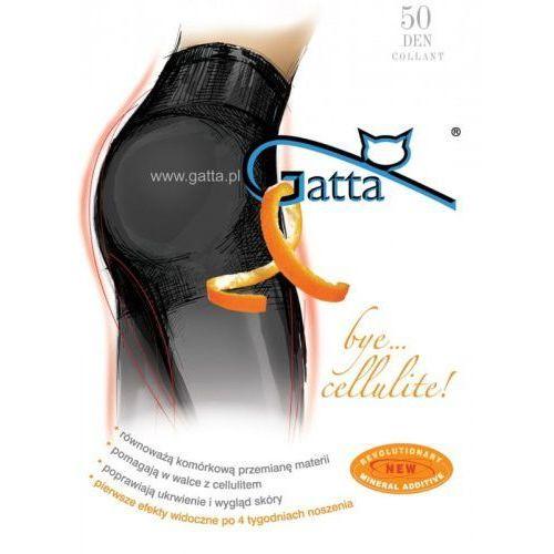 Rajstopy Gatta 50 bye... cellulite, R50 CELLULITE NERO