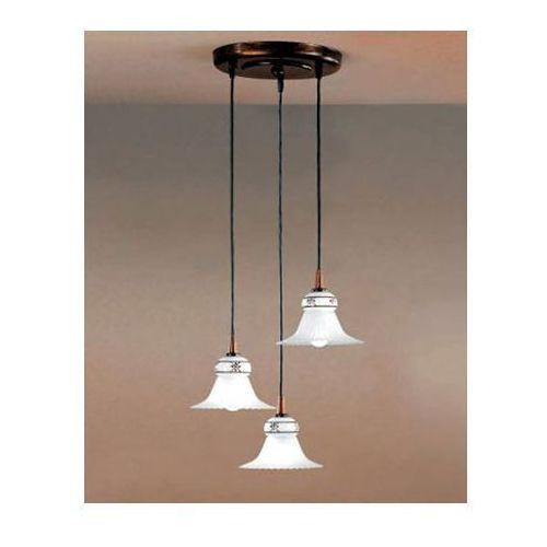 lampa wisząca MAMI 3xE14 ŻARÓWKI LED GRATIS!, LINEA LIGHT 2647