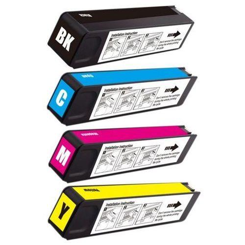 HP 4 x tusz CMYK nr 980 (D8J07A, D8J08A, D8J09A, D8J10A)