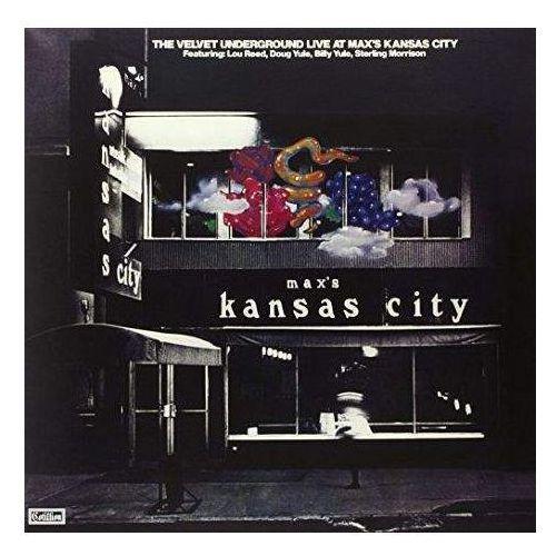 Warner music Live at max's kansas city (remastered) - the velvet underground (płyta winylowa)