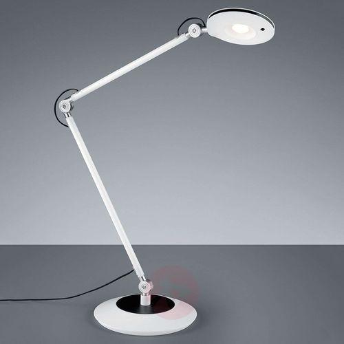 Trio roderic lampa stołowa led biały, 1-punktowy - nowoczesny - obszar wewnętrzny - roderic - czas dostawy: od 2-4 dni roboczych
