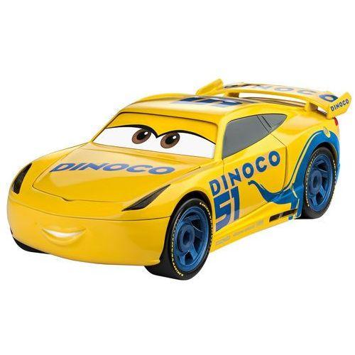Revell auto wyścigowe cruz ramirez cars 3 junior kit 00862 (4009803008622)