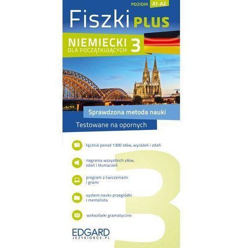 Niemiecki Fiszki PLUS dla początkujących 3 (9788377884379)