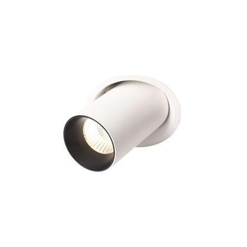 Light prestige Pojedyncza biała oprawa wpuszczana avila 1 (5907796366745)