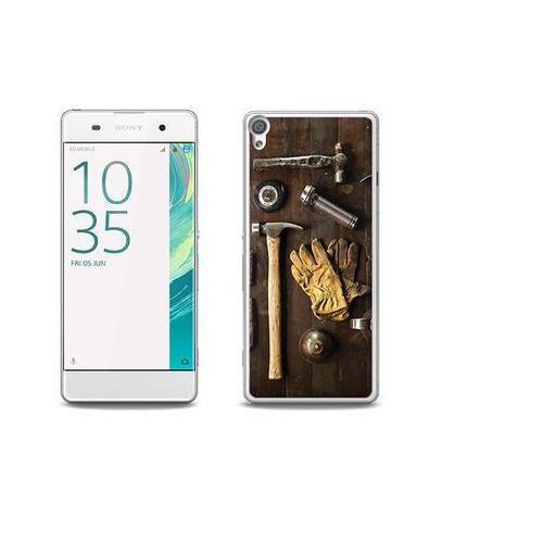 Foto Case - Sony Xperia XA - etui na telefon Foto Case - narzędzia