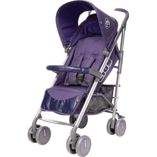 4BABY Wózek spacerowy City 2016 – purple - sprawdź w wybranym sklepie