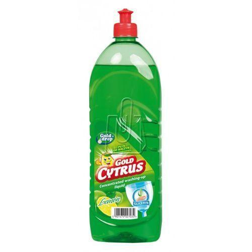 Płyn do mycia naczyń Gold Cytrus 1L lemon, 29399