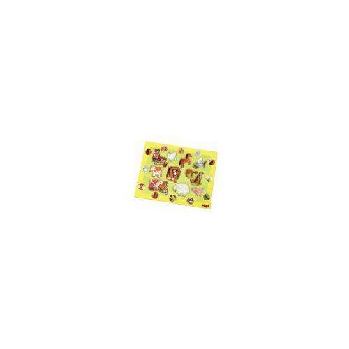 Pierwsze Puzzle - Farma, HB3906 (4577405)