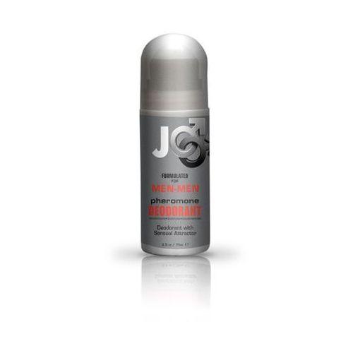Dezodorant z feromonami - System JO PHR Deodorant Men Men 75 ml Mężczyzna-Mężczyzna