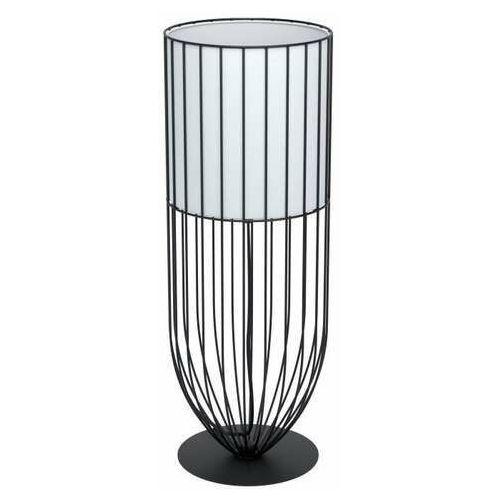 nosino 99101 lampa stołowa lampka 1x60w e27 czarna/biała marki Eglo