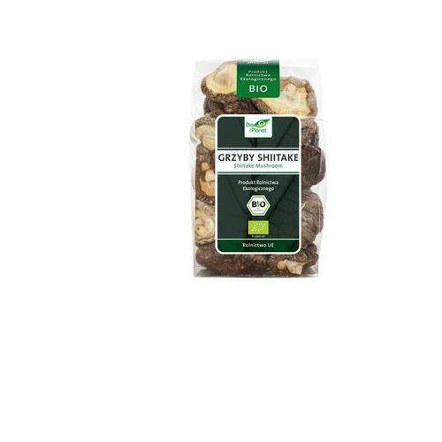 Shiitake (grzyby suszone) 50g marki Bio planet