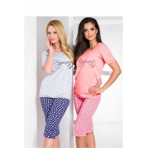 Piżama damska model magda 009 ss/17 k2 pink marki Taro