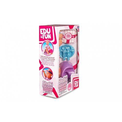 Artyk EDU&FUN Słodki maluszek z nocnikiem i akcesoriami, 1_630514