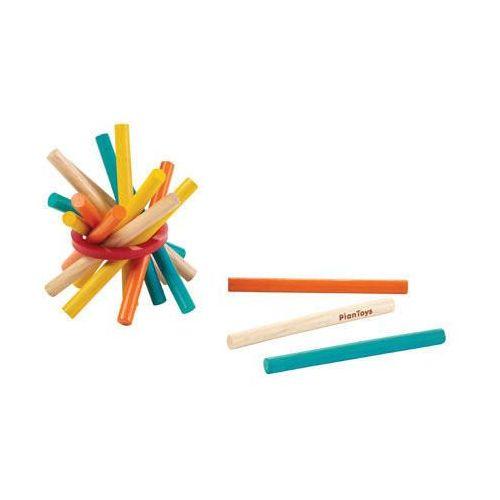 Plan toys Mini gra - wyciągnij pałeczkę -