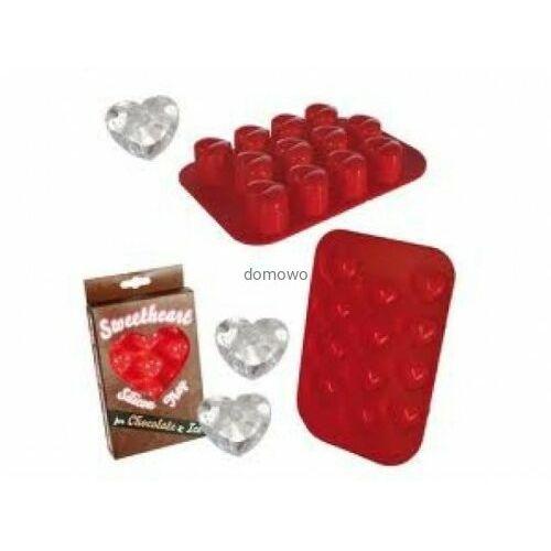FOREMKA DO LODU -czekoladowe i lodowe serca, 1123