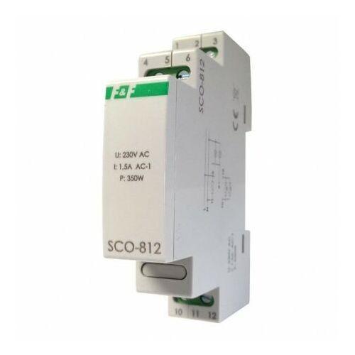 Ściemniacz oświetlenia z pamięcią ustawień 350W na szynę SCO-812 F&F