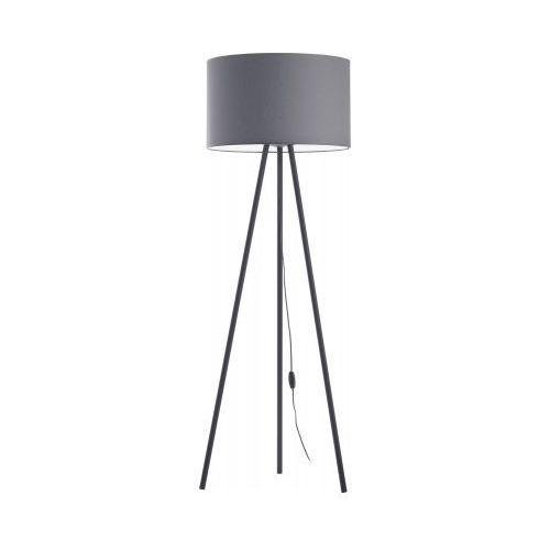 TK Lighting Trewir 5044 Lampa podłogowa stojąca 1x60W E27 grafit/czarny