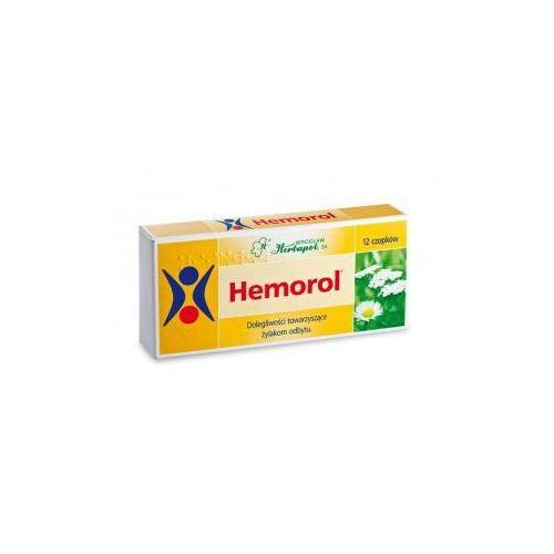 Hemorol, 12 czopków