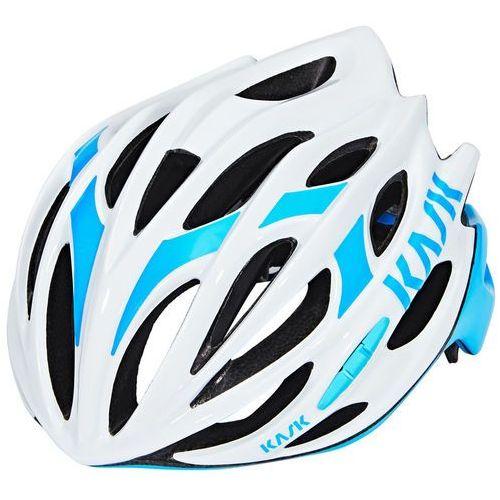 Kask Mojito16 Kask rowerowy biały/turkusowy L | 59-62cm 2018 Kaski szosowe (8057099044677)