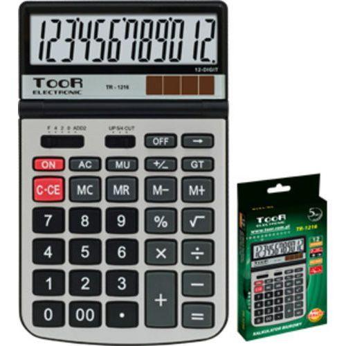 Toor Kalkulator tr-1216