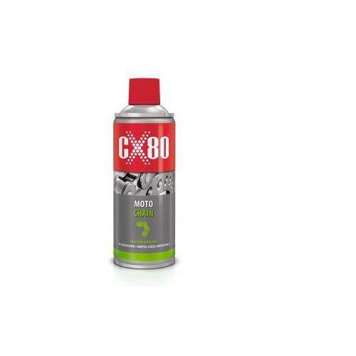 Cx-80 polska Smar motocyklowy moto chain cx-80 500ml spray