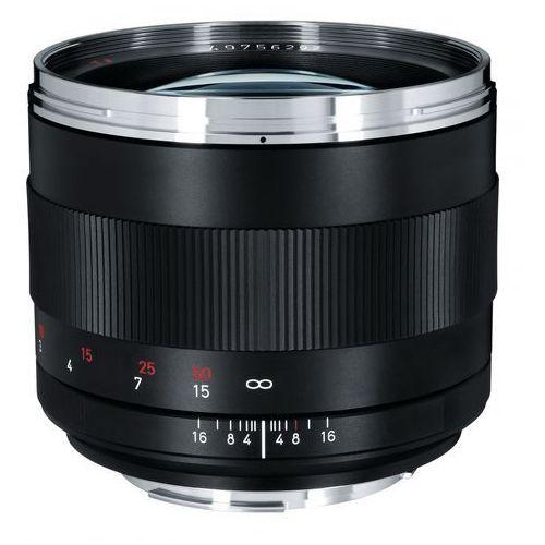 Carl Zeiss Planar 85 mm f/1.4 T ZE / Canon (4047865800099)